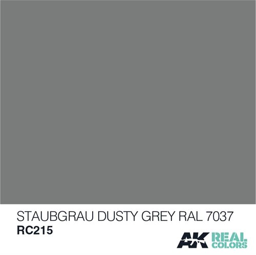 AKRC215 STAUBGRAU-DUSTY GREY RAL 7037 10ML