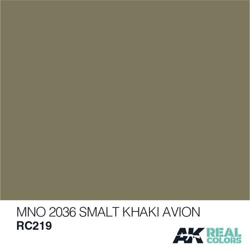 AKRC219 MNO 2036 SMALT KHAKI AVION 10ML