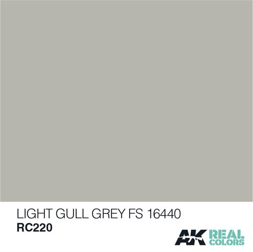 AKRC220 LIGHT GULL GREY FS 16440 10ML