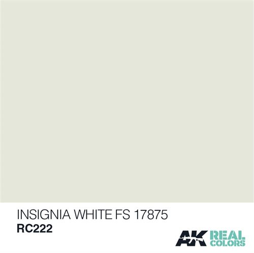 AKRC222 INSIGNIA WHITE FS 17875 10ML