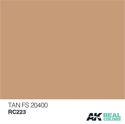 AKRC223 TAN FS 20400 10ML