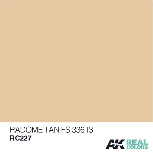 AKRC227 RADOME TAN FS 33613 10ML