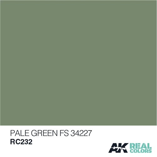 AKRC232 PALE GREEN FS 34227 10ML