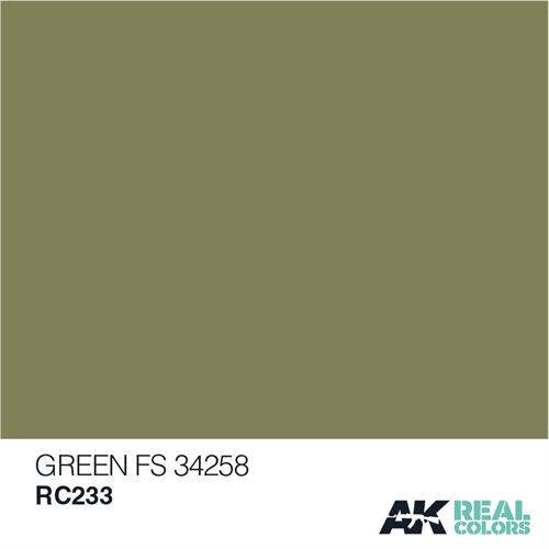 AKRC233 GREEN FS 34258 10ML