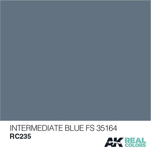 AKRC235 INTERMEDIATE BLUE FS 35164 10ML