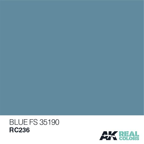 AKRC236 BLUE FS 35190 10ML