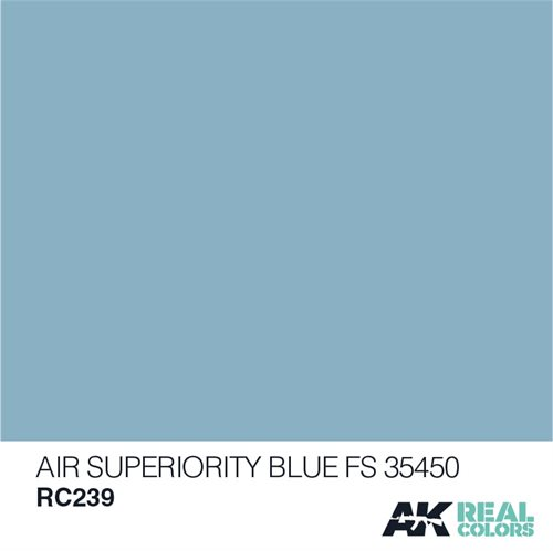 AKRC239 AIR SUPERIORITY BLUE FS 35450 10ML