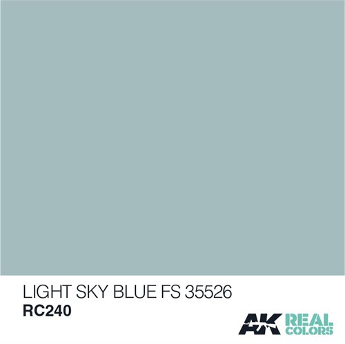 AKRC240 LIGHT SKY BLUE FS 35526 10ML