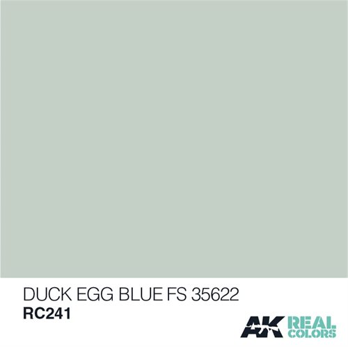 AKRC241 DUCK EGG BLUE FS 35622 10ML